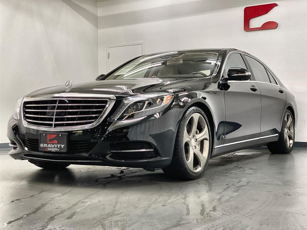 Used 2015 Mercedes-Benz S-Class S 550 for sale $45,888 at Gravity Autos Marietta in Marietta GA 30060 6