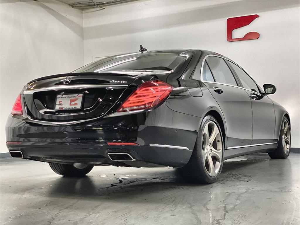 Used 2015 Mercedes-Benz S-Class S 550 for sale $45,888 at Gravity Autos Marietta in Marietta GA 30060 9