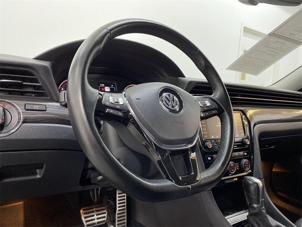 Used 2020 Volkswagen Passat 2.0T R-Line for sale $26,333 at Gravity Autos Marietta in Marietta GA 30060 22