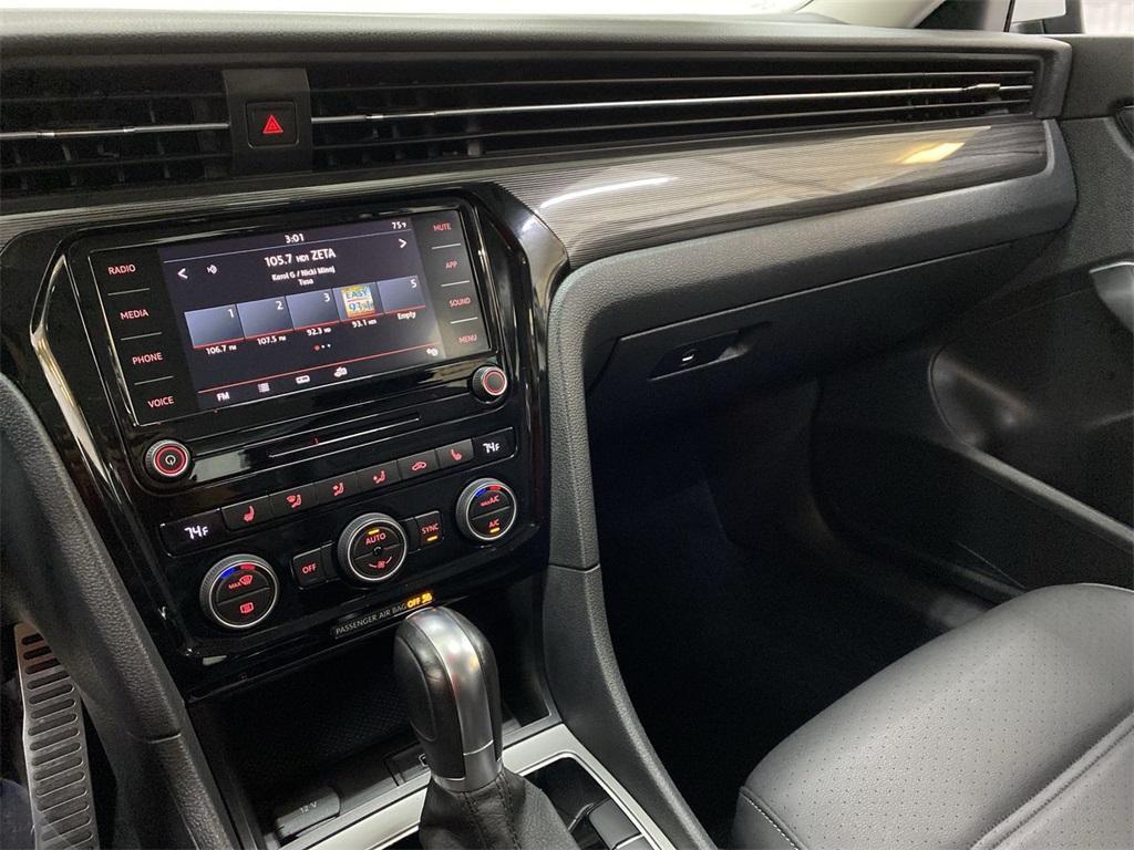 Used 2020 Volkswagen Passat 2.0T R-Line for sale $26,333 at Gravity Autos Marietta in Marietta GA 30060 35