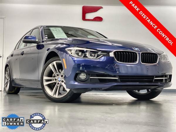 Used 2018 BMW 3 Series 330i for sale $25,988 at Gravity Autos Marietta in Marietta GA