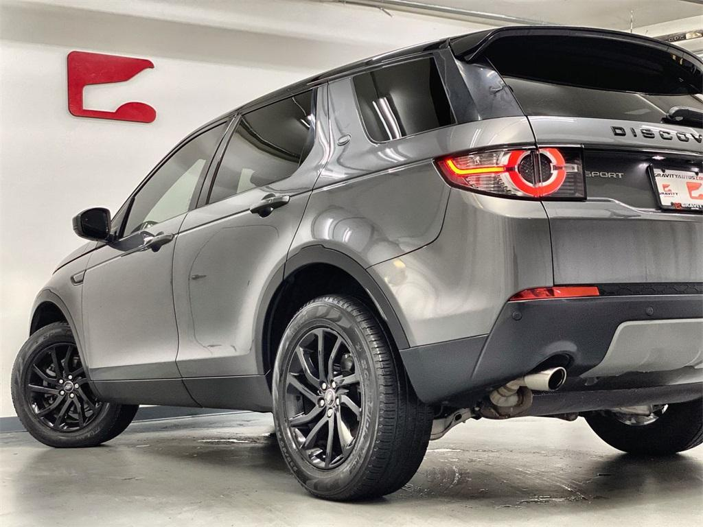 Used 2018 Land Rover Discovery Sport SE for sale $29,554 at Gravity Autos Marietta in Marietta GA 30060 11