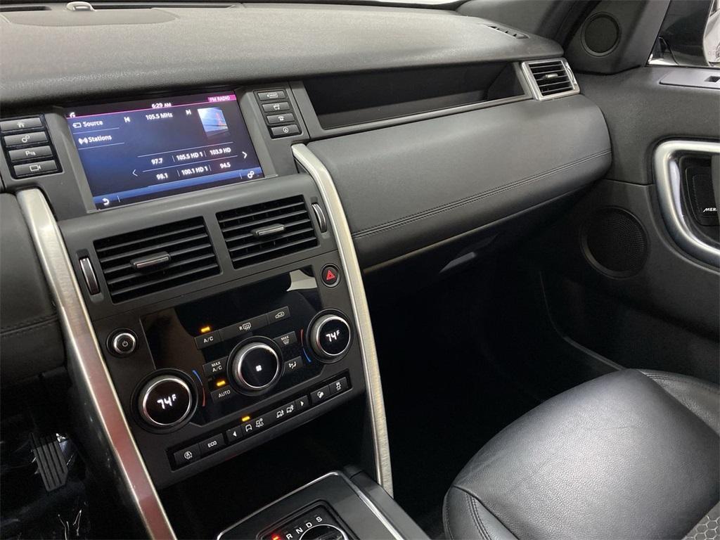 Used 2018 Land Rover Discovery Sport SE for sale $29,554 at Gravity Autos Marietta in Marietta GA 30060 34