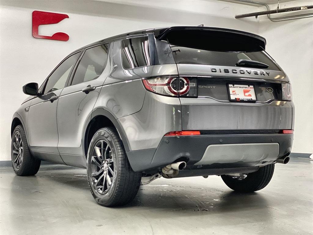 Used 2018 Land Rover Discovery Sport SE for sale $29,554 at Gravity Autos Marietta in Marietta GA 30060 6