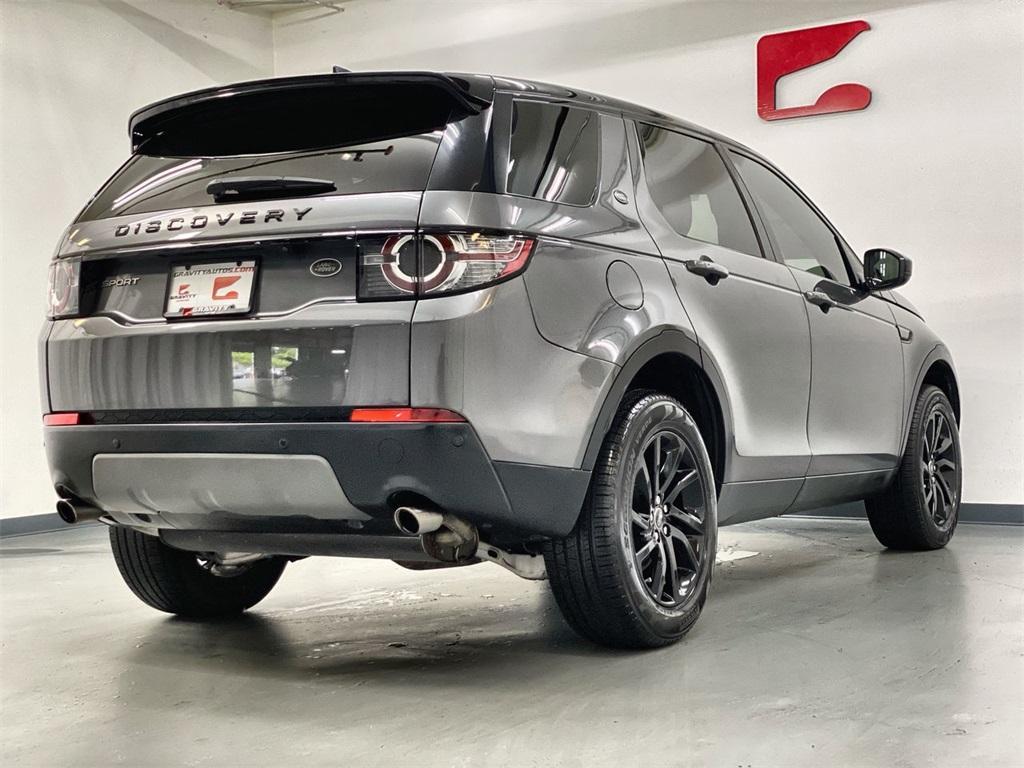 Used 2018 Land Rover Discovery Sport SE for sale $29,554 at Gravity Autos Marietta in Marietta GA 30060 7