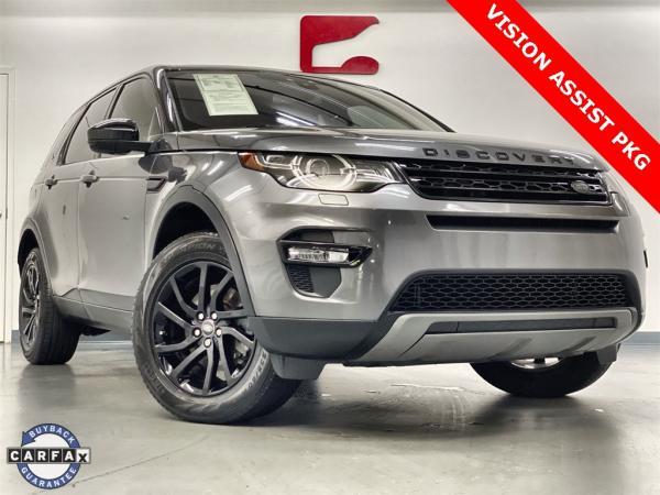 Used 2018 Land Rover Discovery Sport SE for sale $29,554 at Gravity Autos Marietta in Marietta GA