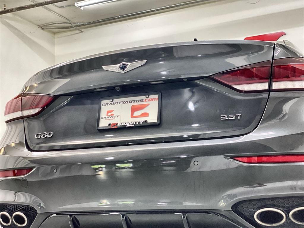 Used 2018 Genesis G80 3.3T Sport for sale $34,995 at Gravity Autos Marietta in Marietta GA 30060 10