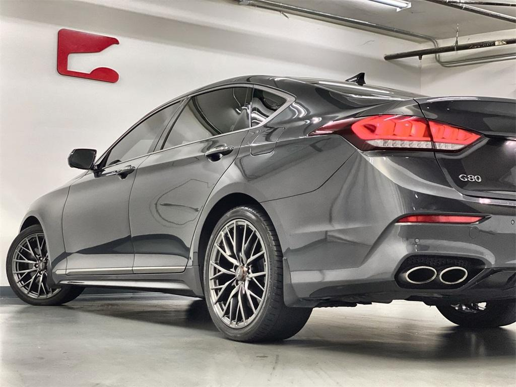 Used 2018 Genesis G80 3.3T Sport for sale $34,995 at Gravity Autos Marietta in Marietta GA 30060 11