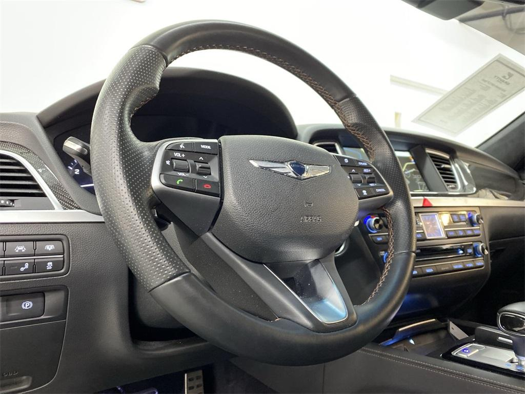Used 2018 Genesis G80 3.3T Sport for sale $34,995 at Gravity Autos Marietta in Marietta GA 30060 22