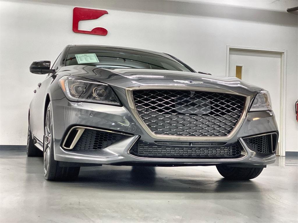 Used 2018 Genesis G80 3.3T Sport for sale $34,995 at Gravity Autos Marietta in Marietta GA 30060 3