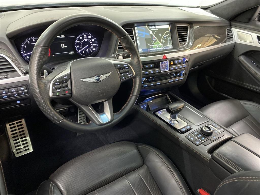 Used 2018 Genesis G80 3.3T Sport for sale $34,995 at Gravity Autos Marietta in Marietta GA 30060 41