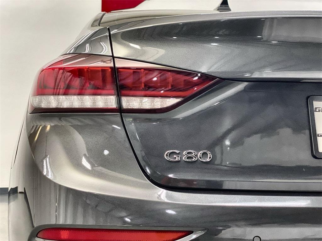 Used 2018 Genesis G80 3.3T Sport for sale $34,995 at Gravity Autos Marietta in Marietta GA 30060 9