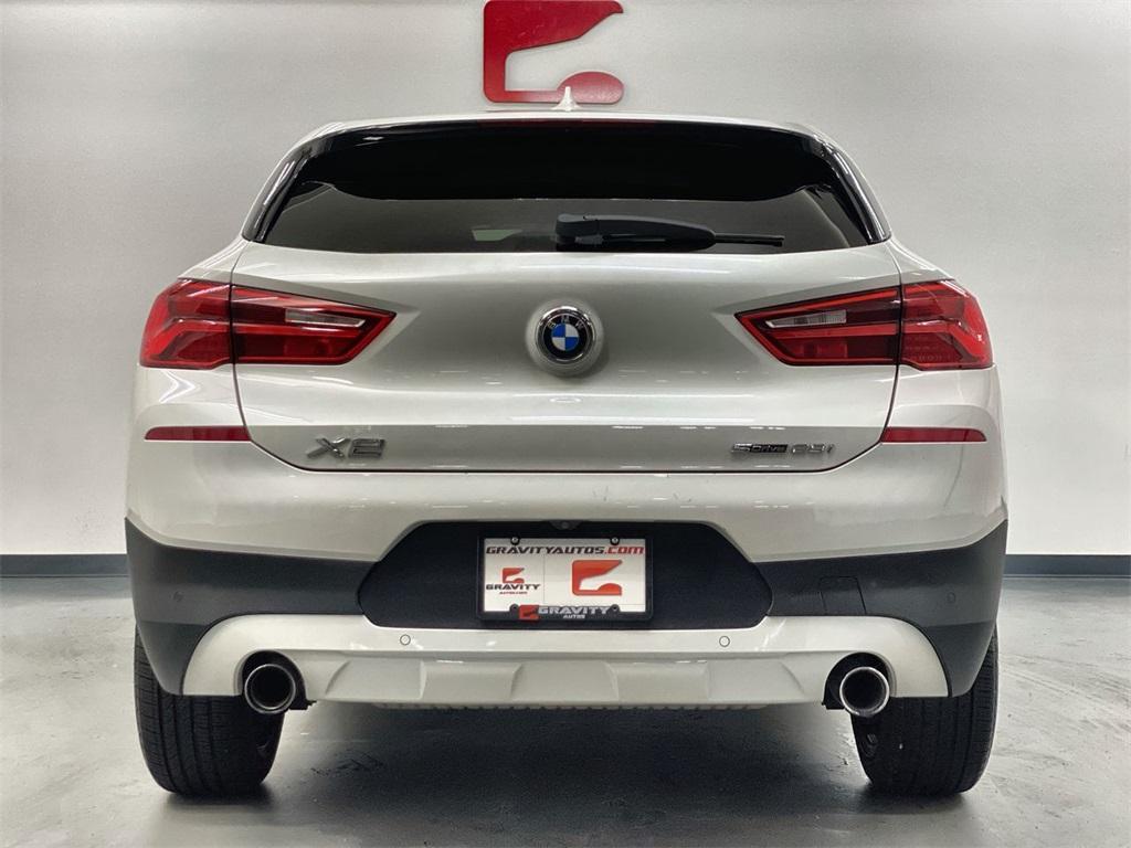 Used 2018 BMW X2 sDrive28i for sale Sold at Gravity Autos Marietta in Marietta GA 30060 8
