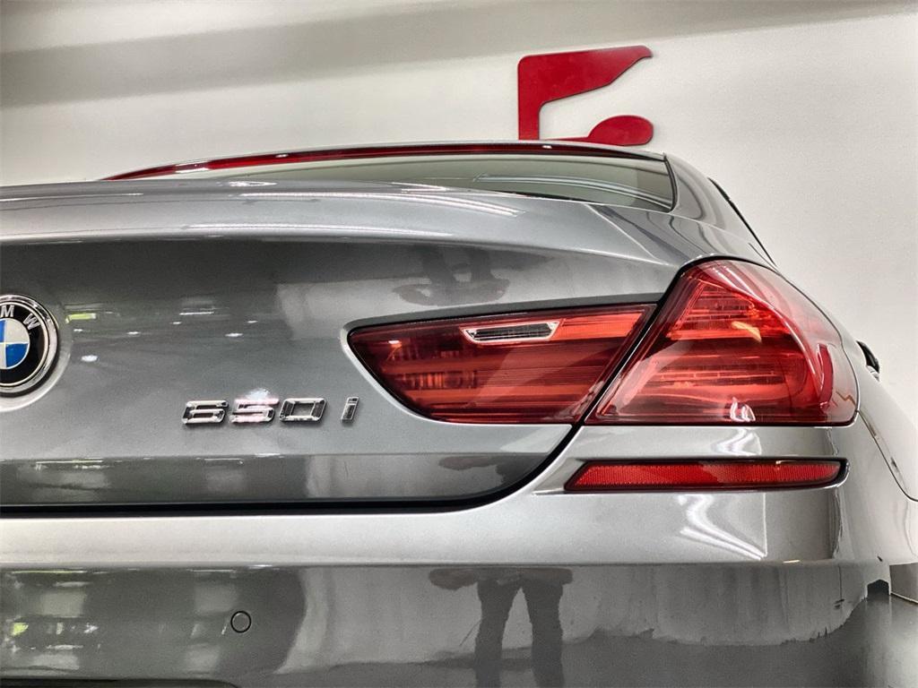 Used 2018 BMW 6 Series 650i Gran Coupe for sale $53,988 at Gravity Autos Marietta in Marietta GA 30060 11