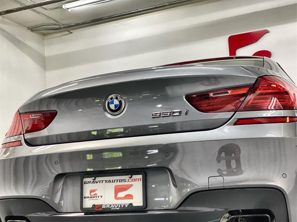 Used 2018 BMW 6 Series 650i Gran Coupe for sale $53,988 at Gravity Autos Marietta in Marietta GA 30060 12