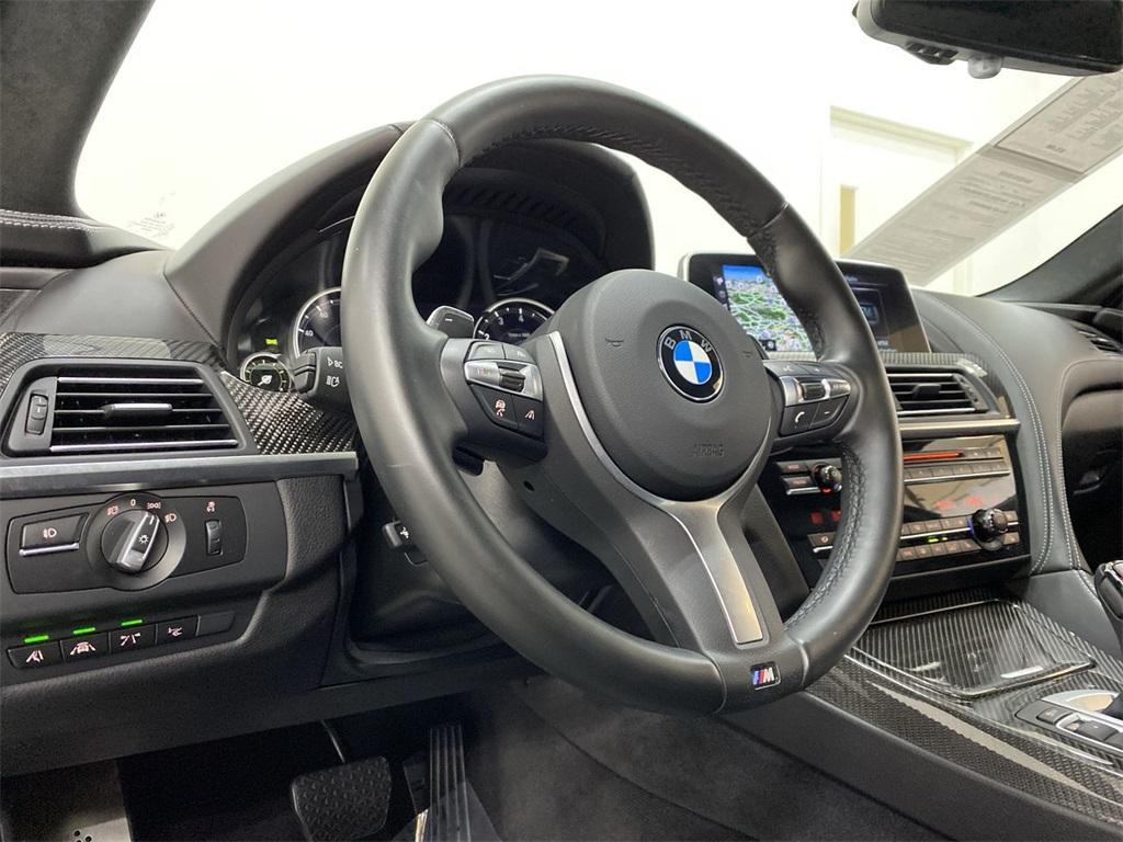 Used 2018 BMW 6 Series 650i Gran Coupe for sale $53,988 at Gravity Autos Marietta in Marietta GA 30060 24