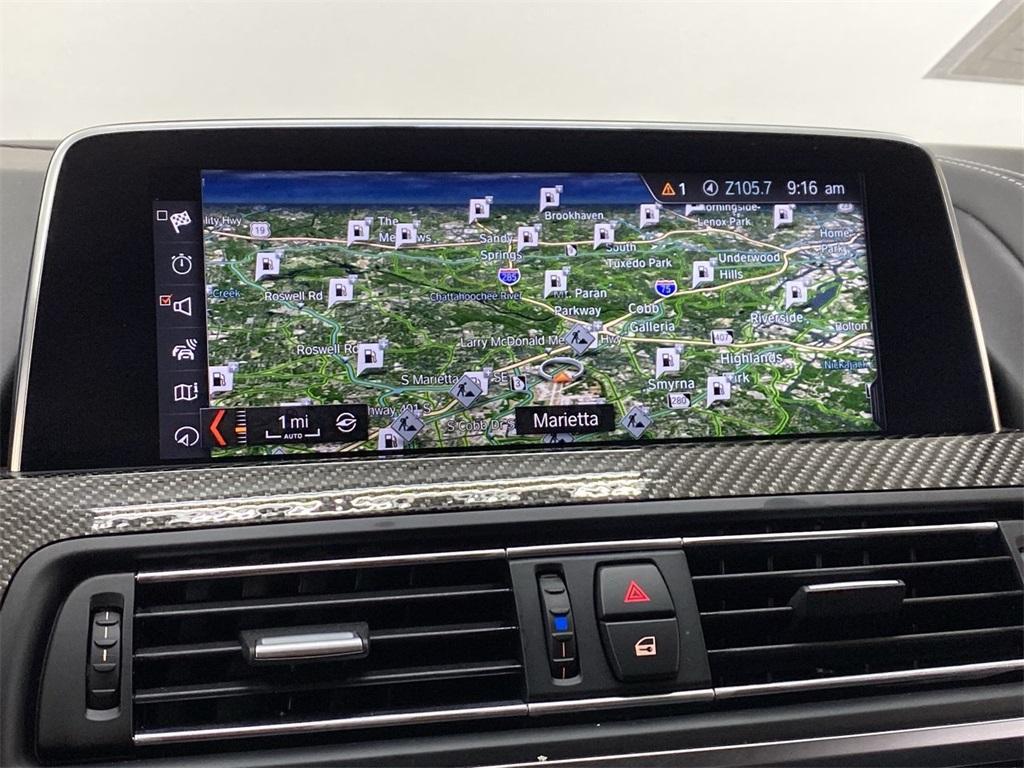 Used 2018 BMW 6 Series 650i Gran Coupe for sale $53,988 at Gravity Autos Marietta in Marietta GA 30060 33