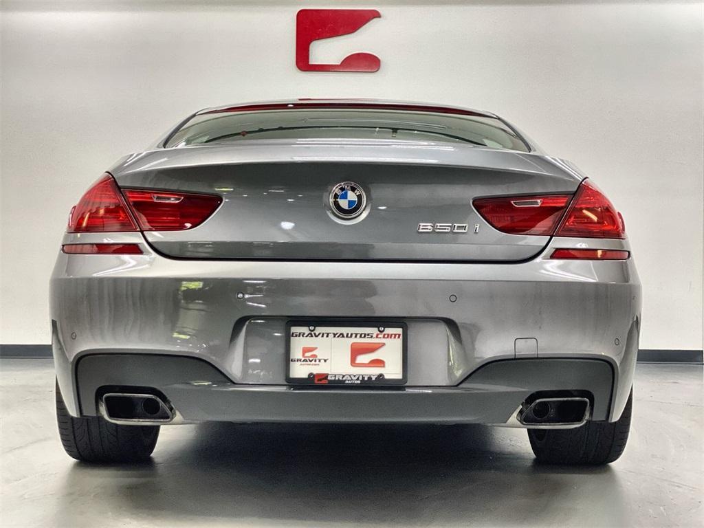 Used 2018 BMW 6 Series 650i Gran Coupe for sale $53,988 at Gravity Autos Marietta in Marietta GA 30060 8