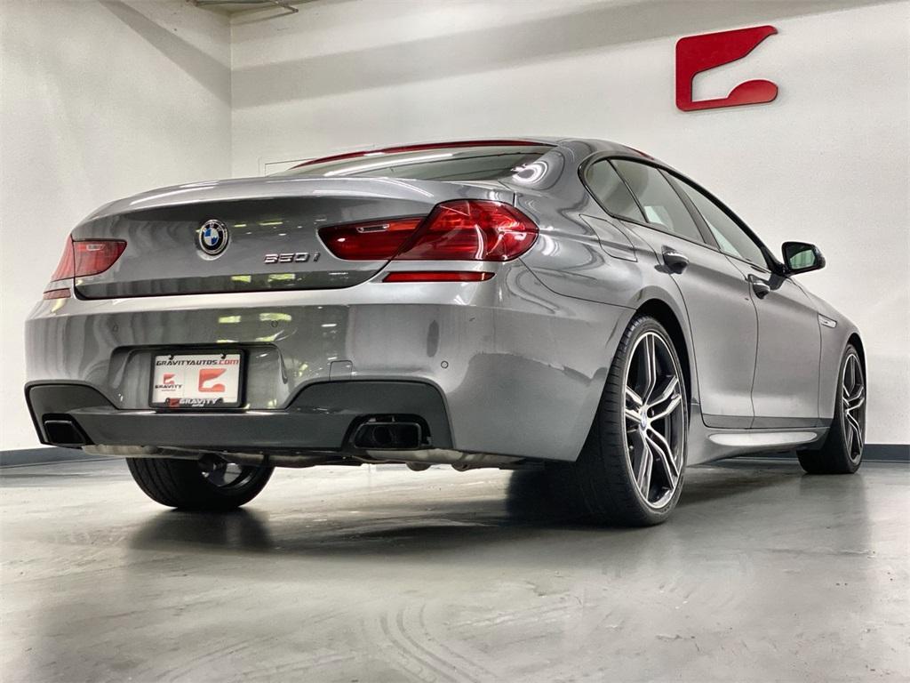 Used 2018 BMW 6 Series 650i Gran Coupe for sale $53,988 at Gravity Autos Marietta in Marietta GA 30060 9