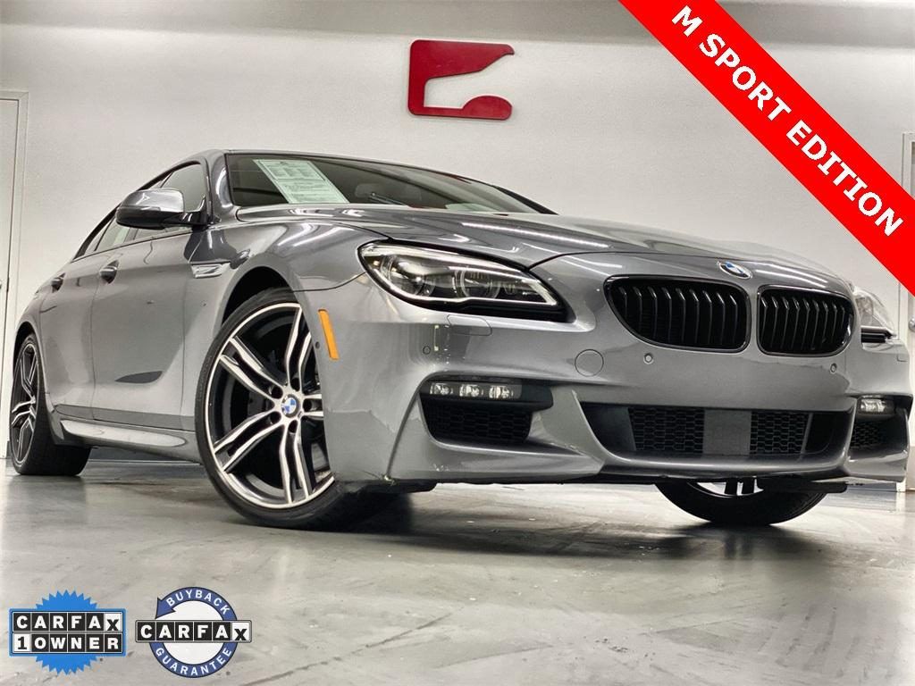 Used 2018 BMW 6 Series 650i Gran Coupe for sale $53,988 at Gravity Autos Marietta in Marietta GA 30060 1