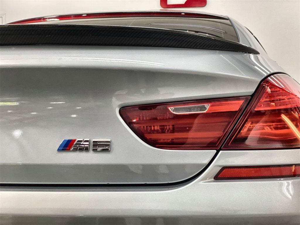 Used 2016 BMW M6 M for sale $53,444 at Gravity Autos Marietta in Marietta GA 30060 11