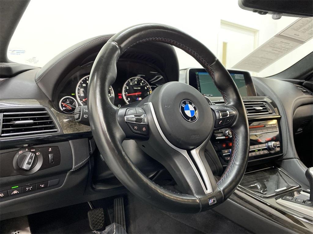 Used 2016 BMW M6 M for sale $53,444 at Gravity Autos Marietta in Marietta GA 30060 24