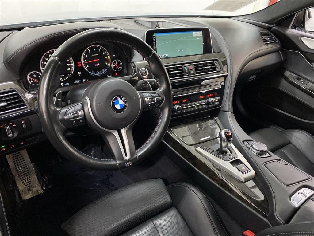 Used 2016 BMW M6 M for sale $53,444 at Gravity Autos Marietta in Marietta GA 30060 41