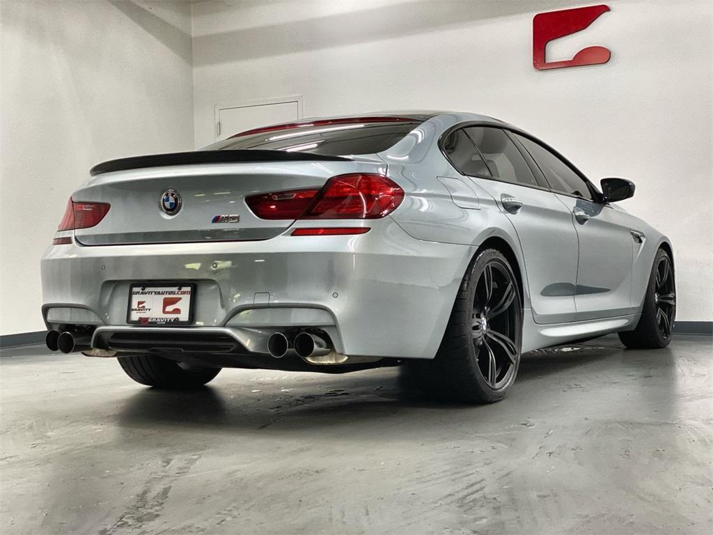 Used 2016 BMW M6 M for sale $53,444 at Gravity Autos Marietta in Marietta GA 30060 9