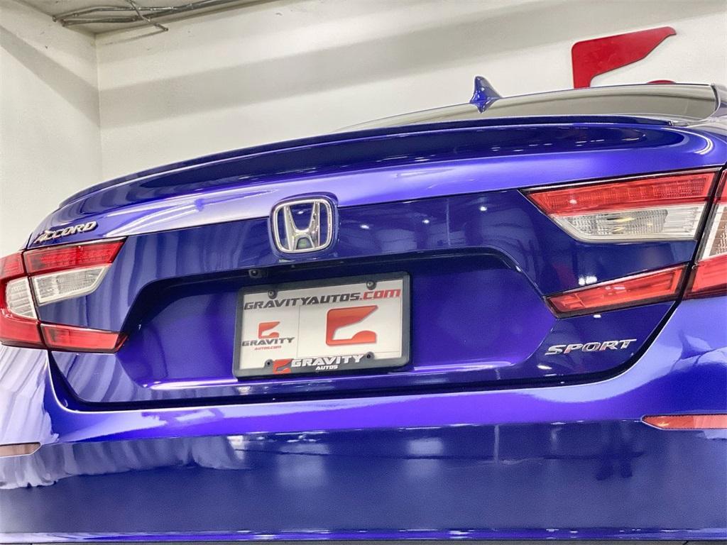 Used 2018 Honda Accord Sport for sale $20,888 at Gravity Autos Marietta in Marietta GA 30060 12