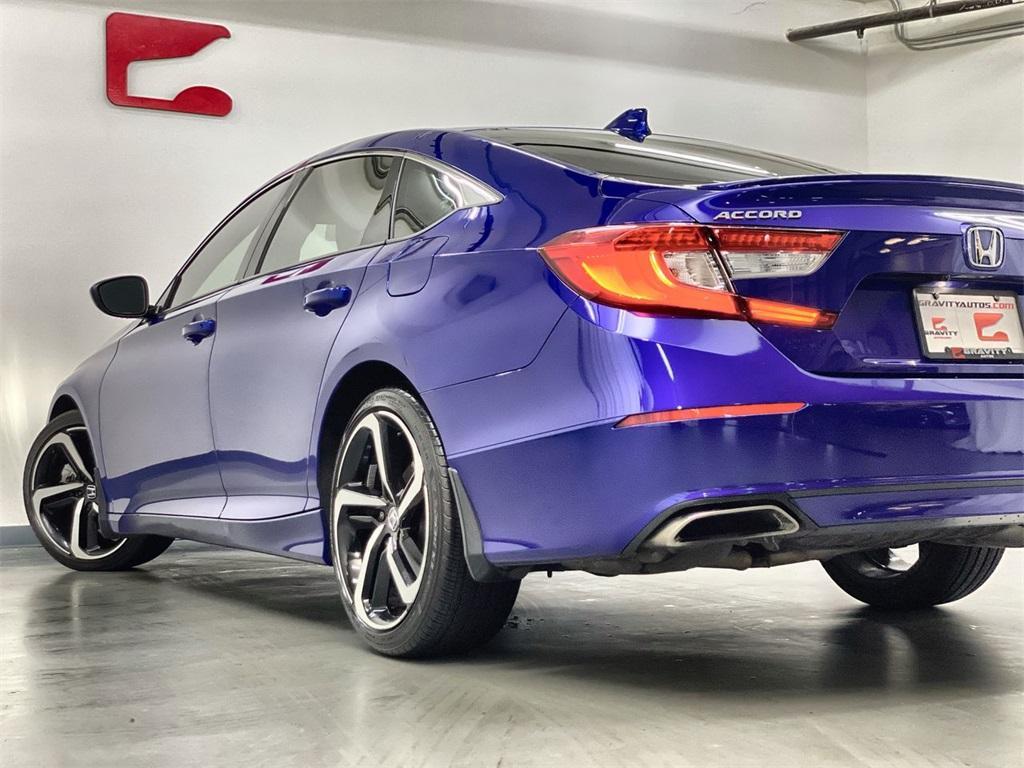 Used 2018 Honda Accord Sport for sale $20,888 at Gravity Autos Marietta in Marietta GA 30060 13