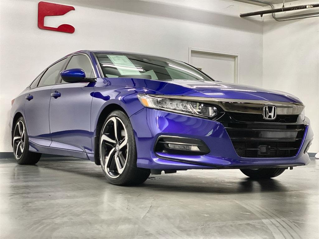Used 2018 Honda Accord Sport for sale $20,888 at Gravity Autos Marietta in Marietta GA 30060 2