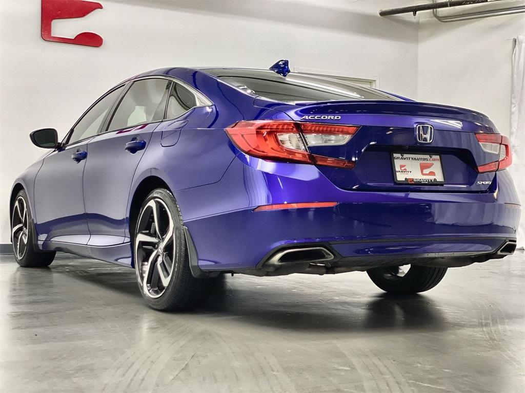 Used 2018 Honda Accord Sport for sale $20,888 at Gravity Autos Marietta in Marietta GA 30060 7