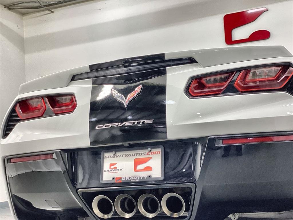 Used 2015 Chevrolet Corvette Stingray Z51 for sale $54,988 at Gravity Autos Marietta in Marietta GA 30060 14
