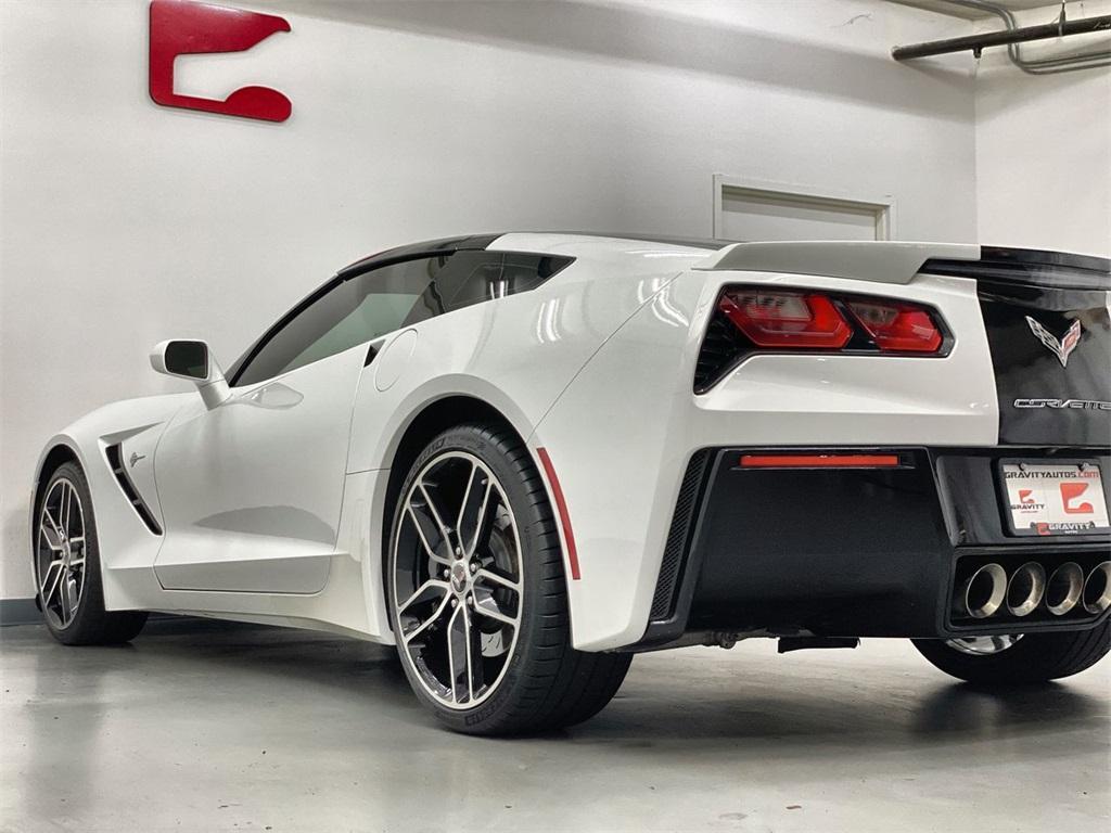 Used 2015 Chevrolet Corvette Stingray Z51 for sale $54,988 at Gravity Autos Marietta in Marietta GA 30060 15