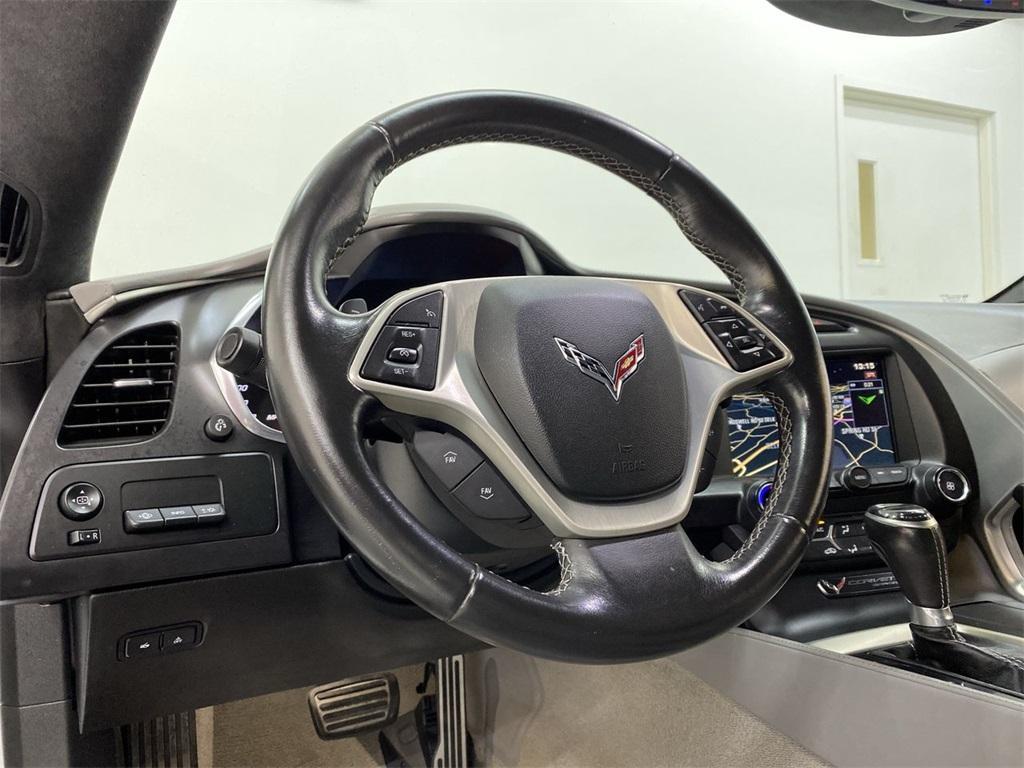 Used 2015 Chevrolet Corvette Stingray Z51 for sale $54,988 at Gravity Autos Marietta in Marietta GA 30060 25