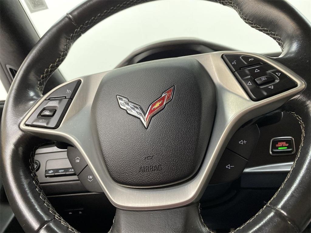 Used 2015 Chevrolet Corvette Stingray Z51 for sale $54,988 at Gravity Autos Marietta in Marietta GA 30060 28