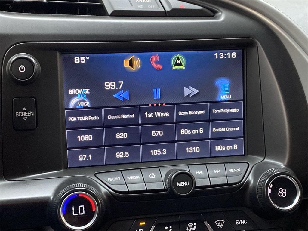 Used 2015 Chevrolet Corvette Stingray Z51 for sale $54,988 at Gravity Autos Marietta in Marietta GA 30060 36