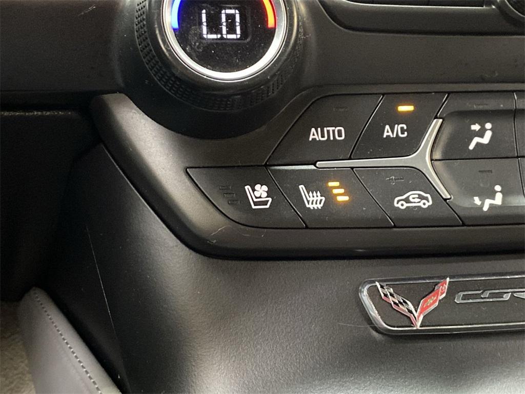 Used 2015 Chevrolet Corvette Stingray Z51 for sale $54,988 at Gravity Autos Marietta in Marietta GA 30060 38