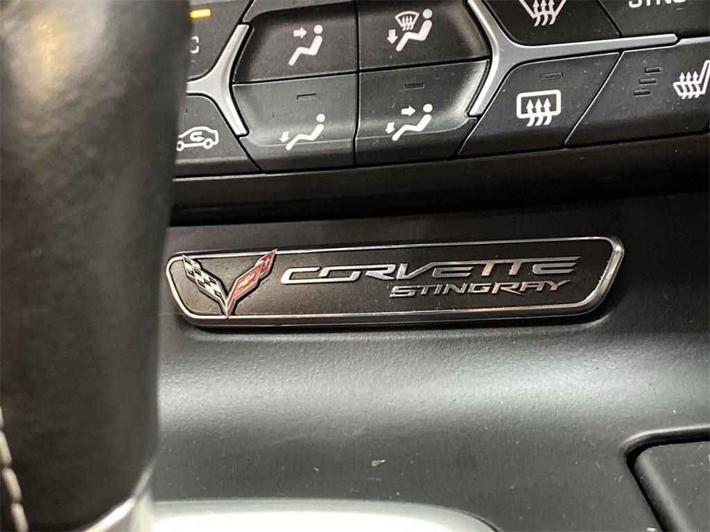 Used 2015 Chevrolet Corvette Stingray Z51 for sale $54,988 at Gravity Autos Marietta in Marietta GA 30060 39