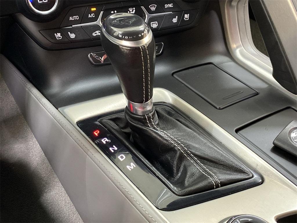 Used 2015 Chevrolet Corvette Stingray Z51 for sale $54,988 at Gravity Autos Marietta in Marietta GA 30060 40