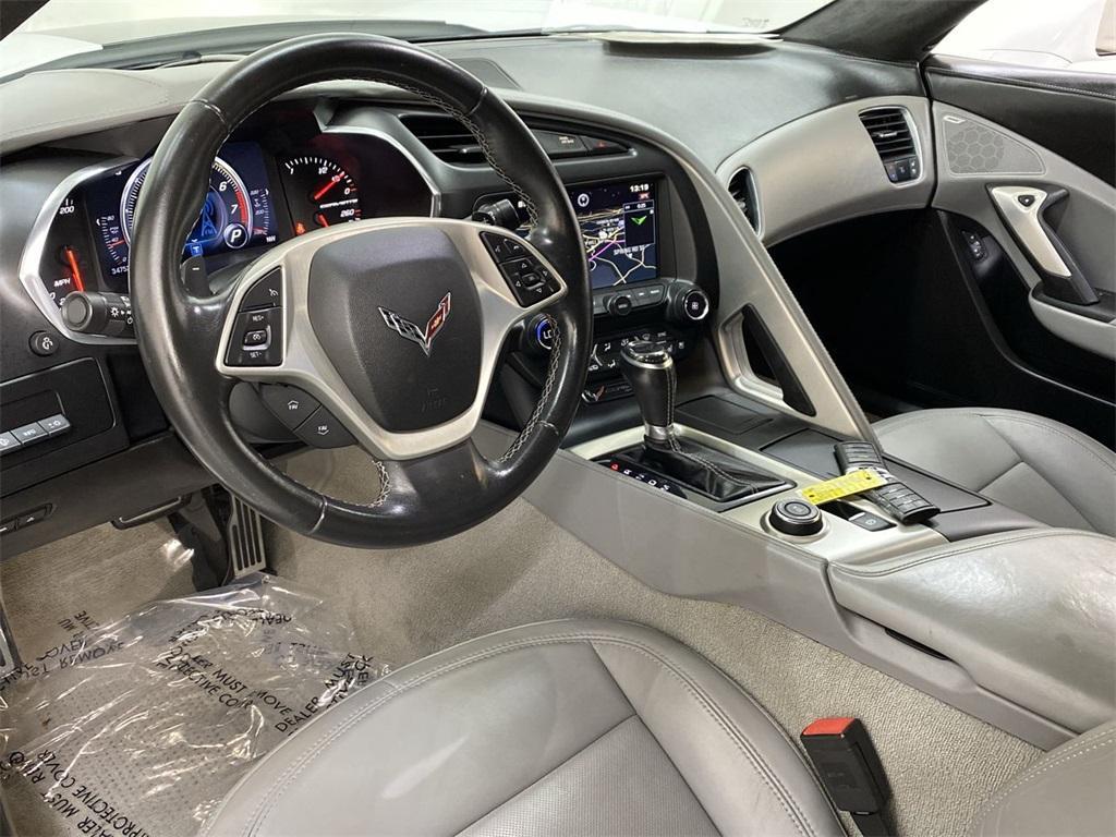 Used 2015 Chevrolet Corvette Stingray Z51 for sale $54,988 at Gravity Autos Marietta in Marietta GA 30060 8