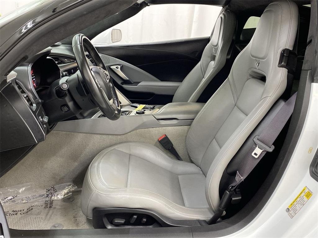 Used 2015 Chevrolet Corvette Stingray Z51 for sale $54,988 at Gravity Autos Marietta in Marietta GA 30060 9