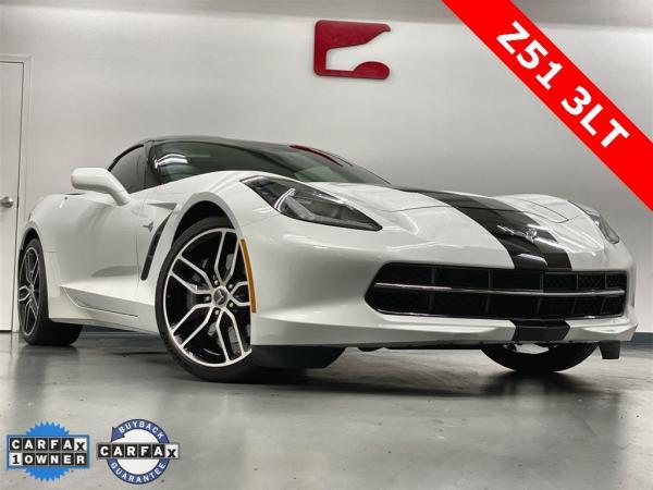 Used 2015 Chevrolet Corvette Stingray Z51 for sale $54,988 at Gravity Autos Marietta in Marietta GA