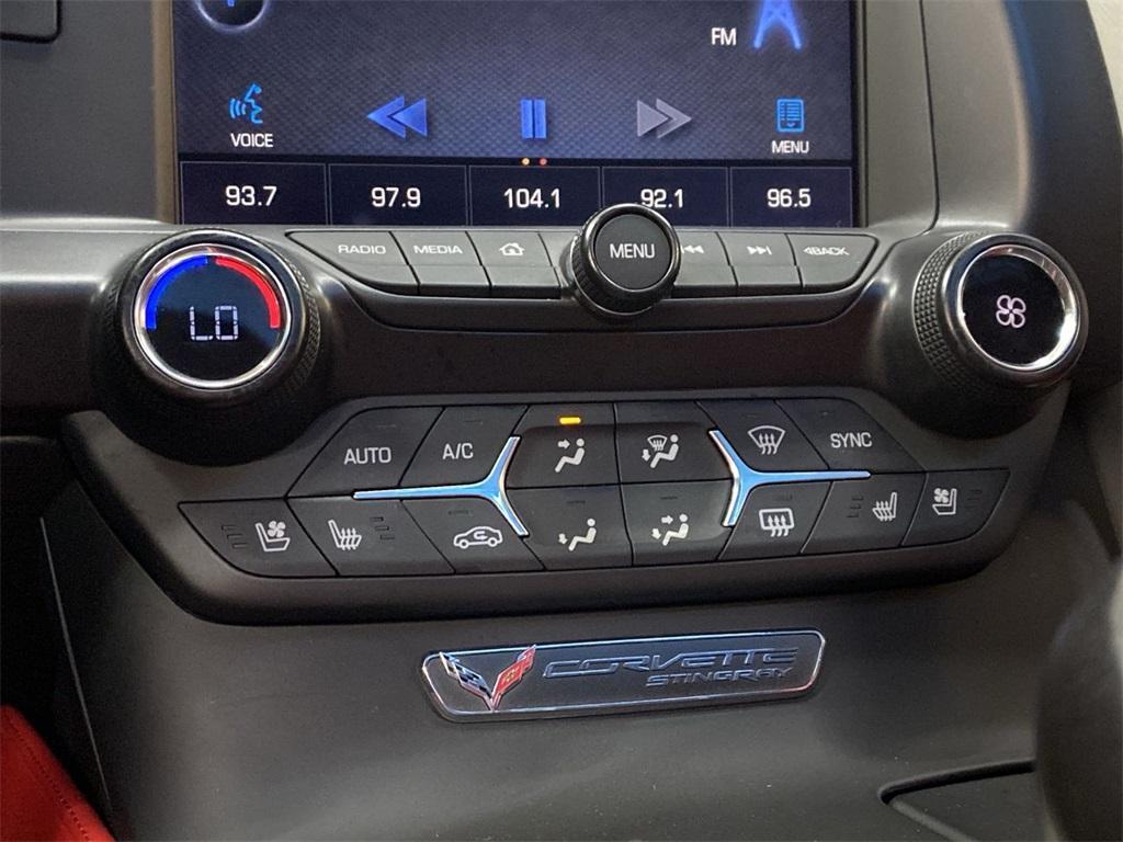 Used 2015 Chevrolet Corvette Stingray for sale $55,444 at Gravity Autos Marietta in Marietta GA 30060 35