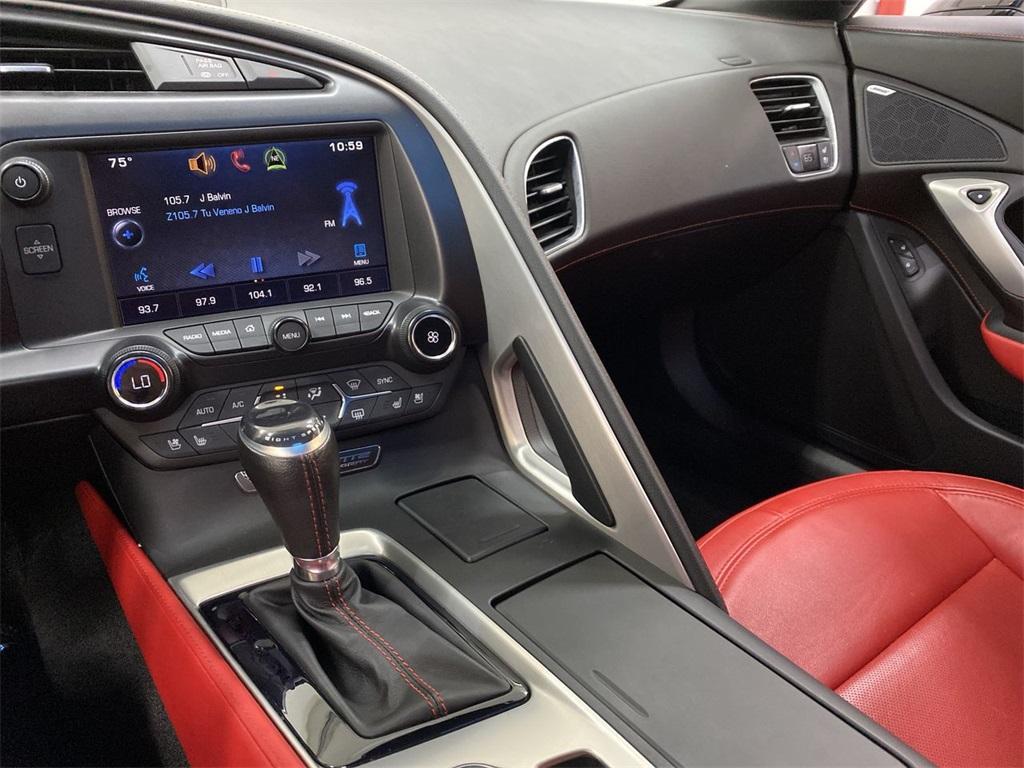 Used 2015 Chevrolet Corvette Stingray for sale $55,444 at Gravity Autos Marietta in Marietta GA 30060 39