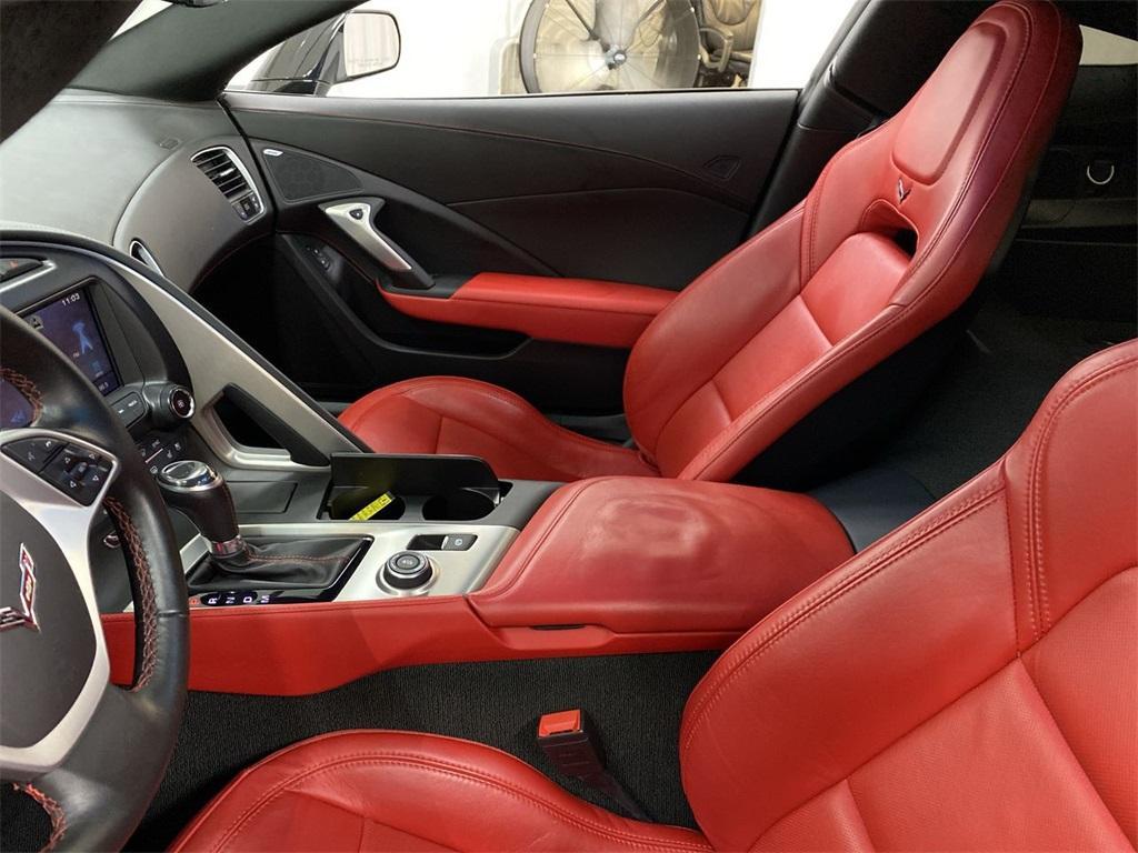 Used 2015 Chevrolet Corvette Stingray for sale $55,444 at Gravity Autos Marietta in Marietta GA 30060 9