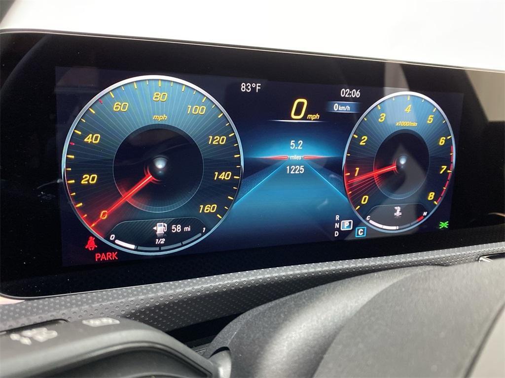 Used 2021 Mercedes-Benz CLA CLA 250 for sale $46,888 at Gravity Autos Marietta in Marietta GA 30060 23