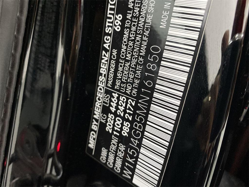Used 2021 Mercedes-Benz CLA CLA 250 for sale $46,888 at Gravity Autos Marietta in Marietta GA 30060 43
