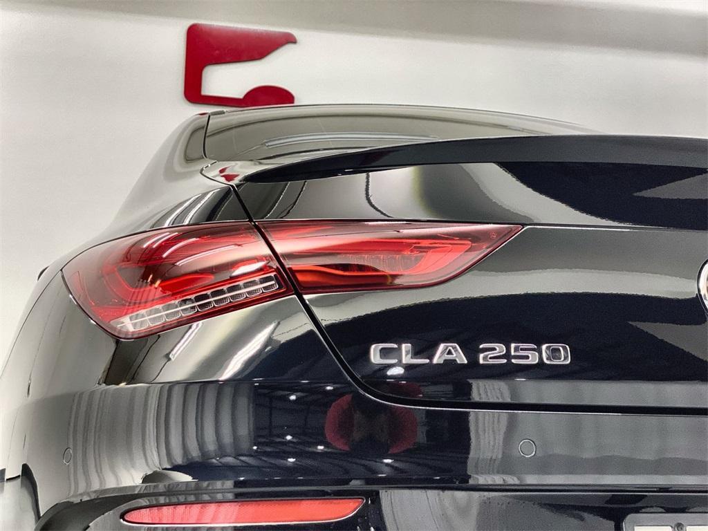Used 2021 Mercedes-Benz CLA CLA 250 for sale $46,888 at Gravity Autos Marietta in Marietta GA 30060 9
