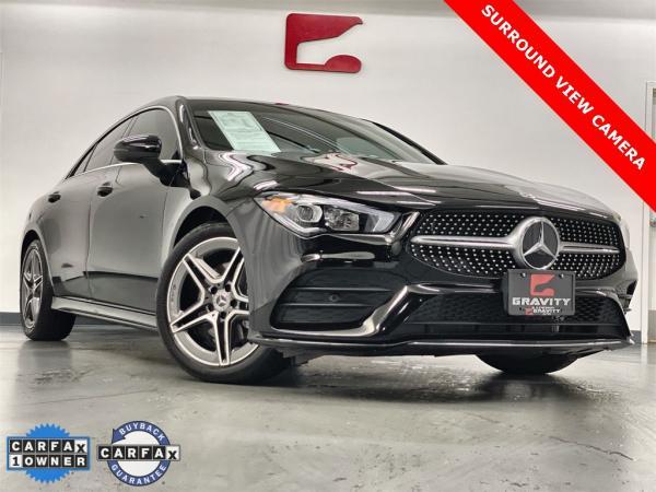 Used 2021 Mercedes-Benz CLA CLA 250 for sale $46,888 at Gravity Autos Marietta in Marietta GA